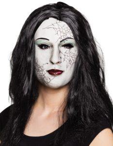 Zombie Lady Maske