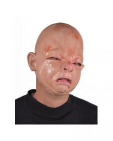 Baby Latex Maske