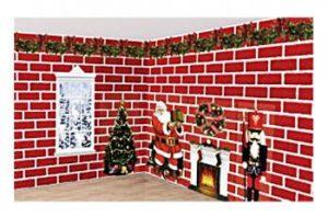 Weihnachts Wandfolie