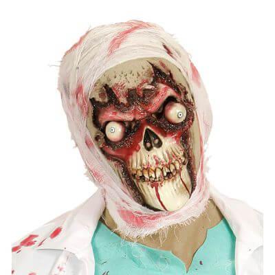 Zombie Apokalypse Maske