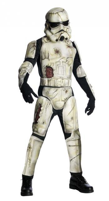 Deluxe Death Trooper Outfit