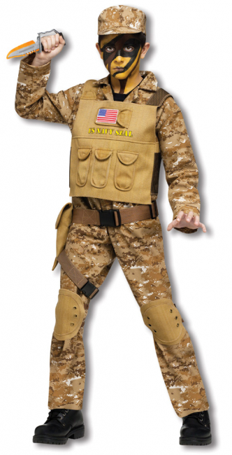 Navy Seal Kinderkostüm