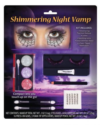 Vampir-Prinzessin Make-up Set