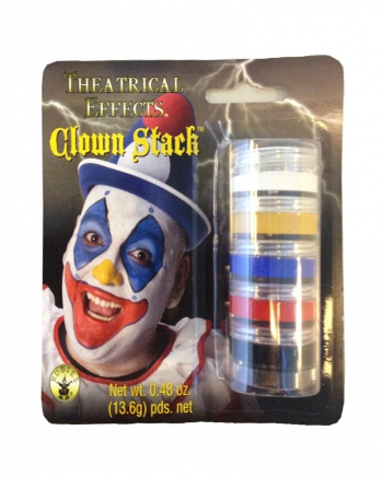 Clown Schminkset