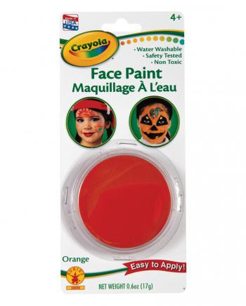 Aqua Make-up Orange