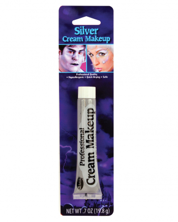 Make Up Creme Silber