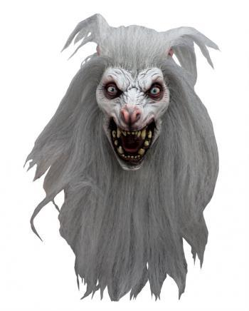 Werwolf Maske White Moon