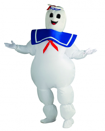 Stay Puft Marshmallow Man Kostüm