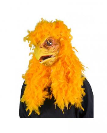Super Action Chicken Maske
