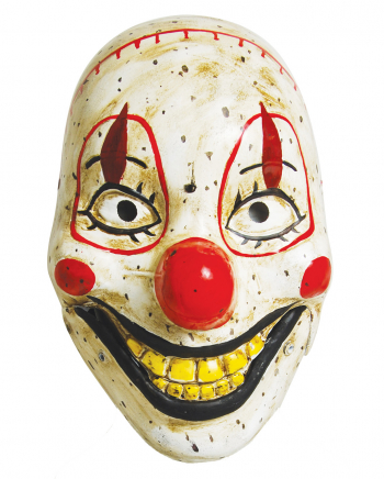 Creepy Clown Puppen Maske