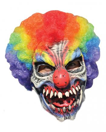 Funny Bones Horror-Clownmaske