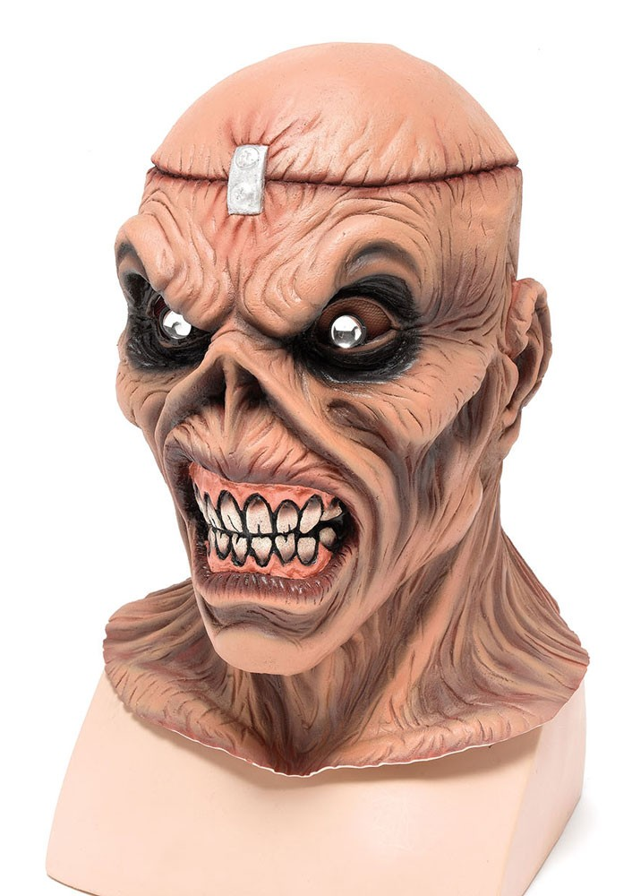 Horror Zombie Monster Maske