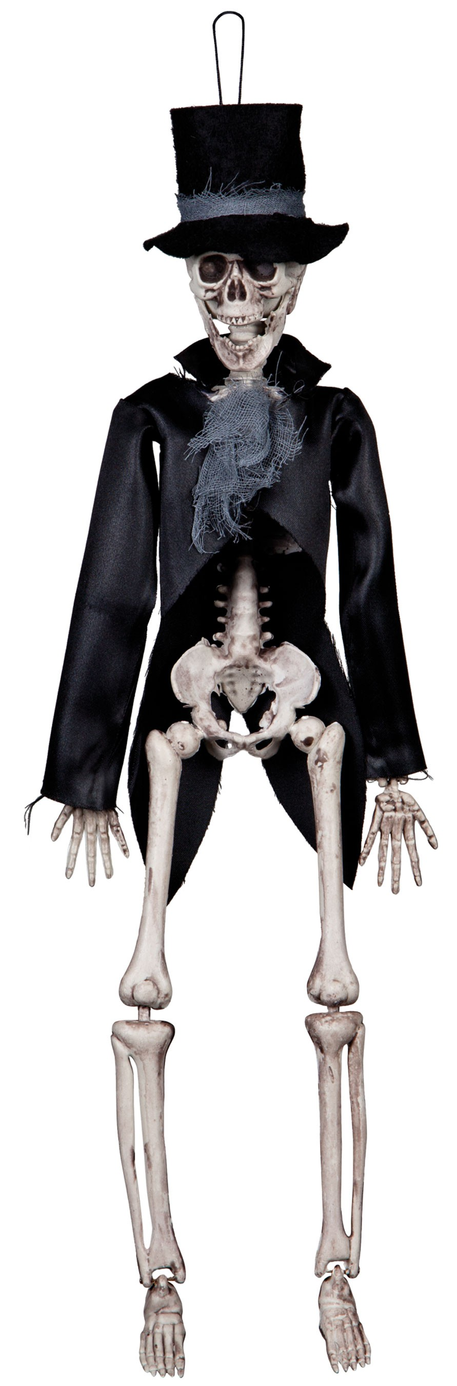 Gothic Skeleton Halloween Dekoration