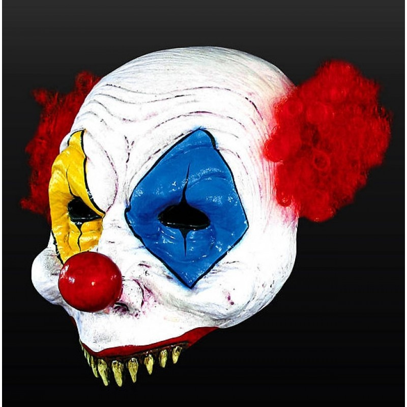 Baxter Horror Clown Maske